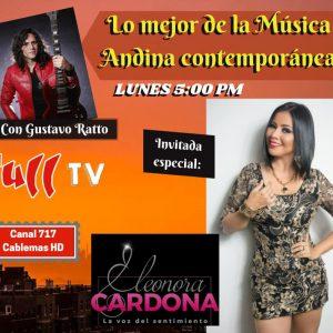 Eleonora Cardona -musica andina bolivia